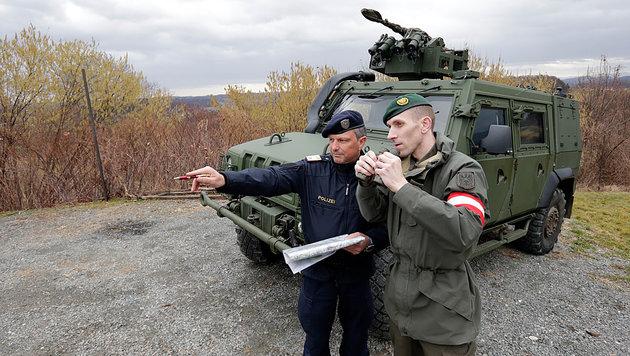 Jagdkommando: Speerspitze im Kampf gegen Terror (Bild: Klemens Groh)