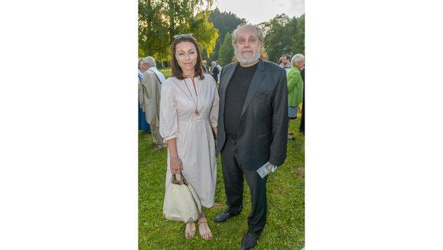 Paulus Manker und Elisabeth Auer (Bild: ViennaPress / Andreas TISCHLER)