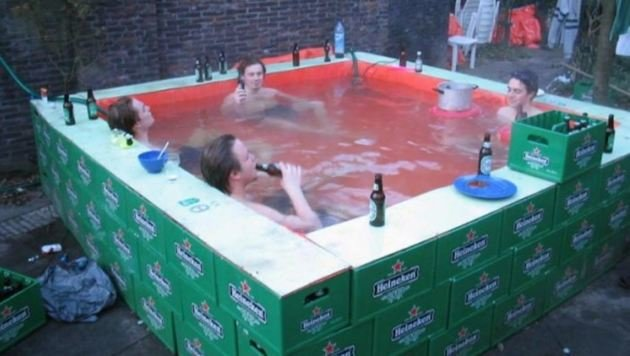 """""""7 Swimming-Pools zum Selberbasteln (Bild: Pinterest)"""""""
