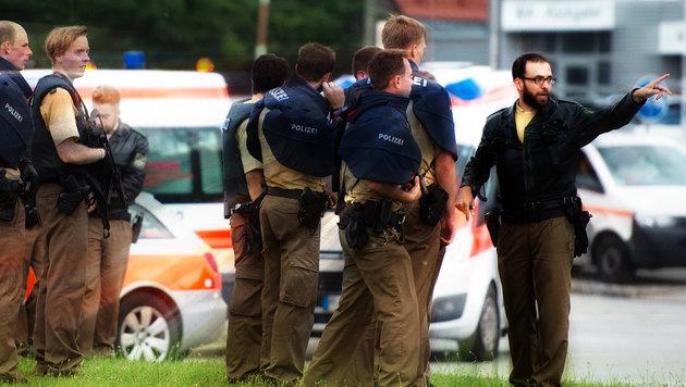 Das sind die jungen Opfer des Münchner Amokläufers (Bild: AFP PHOTO / dpa / Matthias Balk / Germany OUT)