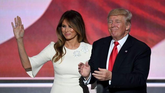 "Trump offiziell nominiert: ""Bald Ende der Gewalt"" (Bild: AFP)"