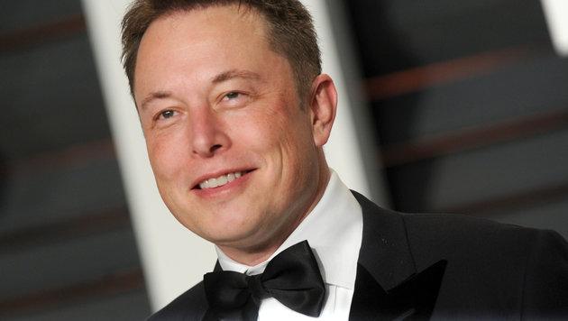Elon Musk (Bild: Viennareport)