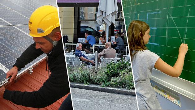 Das sind die größten Pleiten Wiens (Bild: dpa, APA, Reinhard Holl)