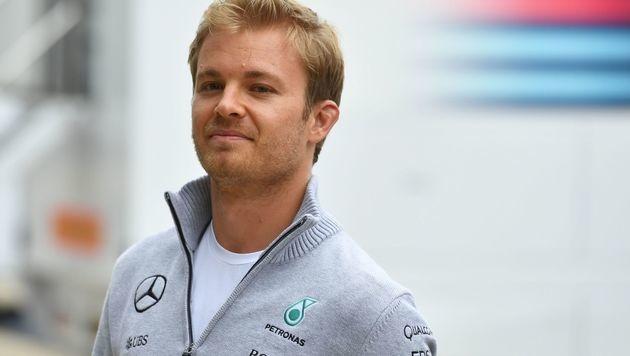 Fix: Nico Rosberg verlängert bei Mercedes (Bild: APA/AFP/ANDREJ ISAKOVIC)