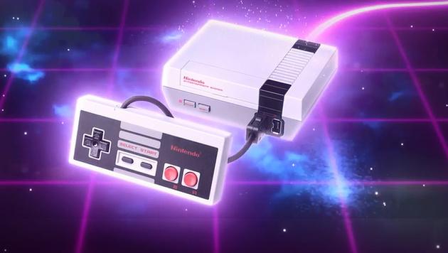 NES Classic Mini: Das steckt in der Retro-Konsole (Bild: YouTube)