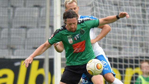Pichlmann schießt Wacker zu Last-Minute-Heimsieg! (Bild: GEPA)