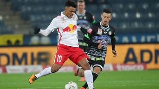 Salzburg startet Titelverteidigung gegen Sturm (Bild: GEPA)