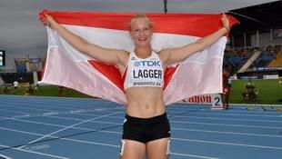 Siebenk�mpferin Lagger (16) holt Gold bei U20-WM (Bild: Olaf Brockmann)