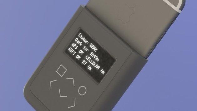 Snowden kündigt Spionage-Alarm fürs iPhone an (Bild: Twitter.com/Snowden)