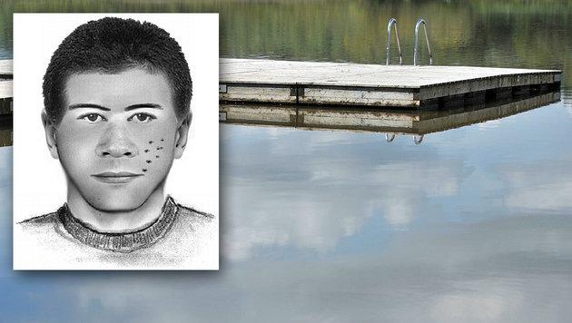 Die Polizei hat ein Phantombild des Täters veröffentlicht. (Bild: dpa/David Ebener (Symbolbild), LPD NÖ)