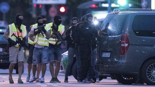 Amokschütze und Mitwisser trafen sich am Tatort (Bild: ASSOCIATED PRESS)
