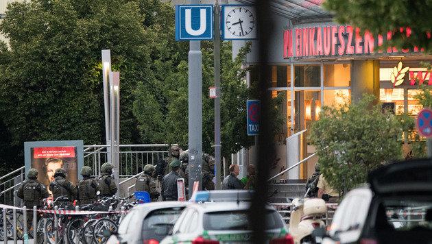 """""""Krone"""" vor Ort: """"München ist in Schockstarre"""" (Bild: Associated Press)"""