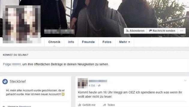 Feigling lockte Opfer zu Massaker bei McDonald's (Bild: Screenshot Facebook.com)