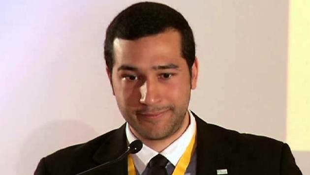 Fahad Al Rawi (Bild: YouTube.com)