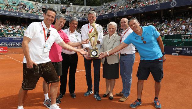 """Antonitsch: Turnier in Kitz """"ein Riesenerfolg"""" (Bild: GEPA)"""
