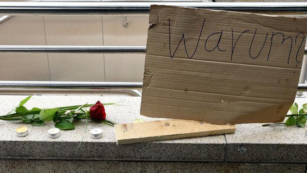 """""""Krone"""" vor Ort: """"München ist in Schockstarre"""" (Bild: APA/AFP/CHRISTOF STACHE)"""