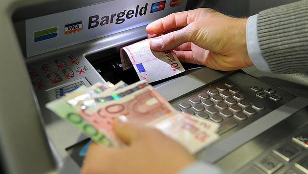 Behörde: Nein zu Verbot von Bankomatgebühren (Bild: APA/Barbara Gindl)
