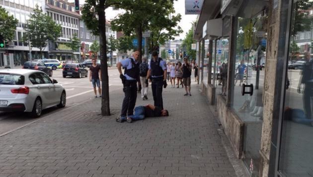 Reutlingen: Die traurigen Hintergründe der Bluttat (Bild: twitter.com)