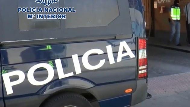 Deutscher in Spanien wochenlang gefoltert (Bild: AFP)