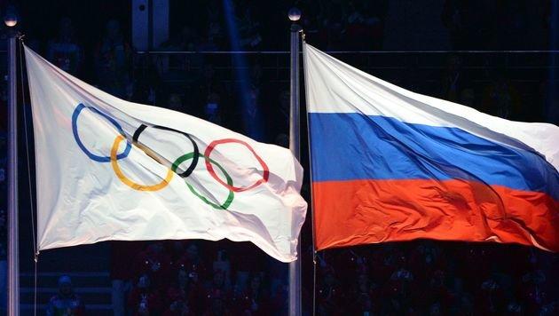 Kein Ausschluss von Russland für Olympia in Rio! (Bild: AFP)