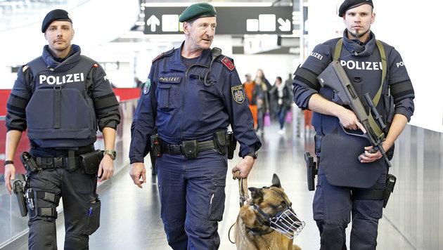 """""""Absolute Sicherheit vor Terror kann es nie geben"""" (Bild: Reinhard Holl)"""