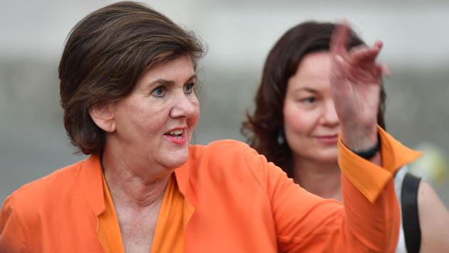 Festspiel-Präsidentin Helga Rabl-Stadler (Bild: APA/BARBARA GINDL)