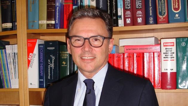 Prof. Dr. Francesco Ferraguti (Bild: Kronen Zeitung)