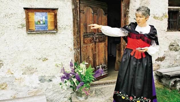 Graubünden: Die Töpfe der Riesen (Bild: Karin Podolak, Kronen Zeitung)