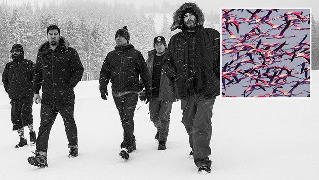 """Deftones: """"Wir machen eigentlich nur Büroarbeit"""" (Bild: New Press Picture)"""