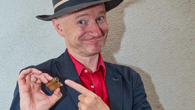 Gernot Kranner: Bei dem beliebten Schauspieler wurde versucht, in die Wohnung einzubrechen. (Bild: Starpix/ Alexander TUMA)