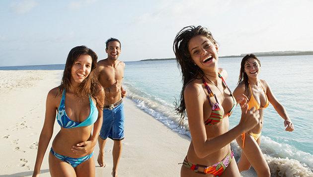 """Gesucht: """"Beach Boy"""" und """"Beach Girl""""! (Bild: Thinkstock)"""