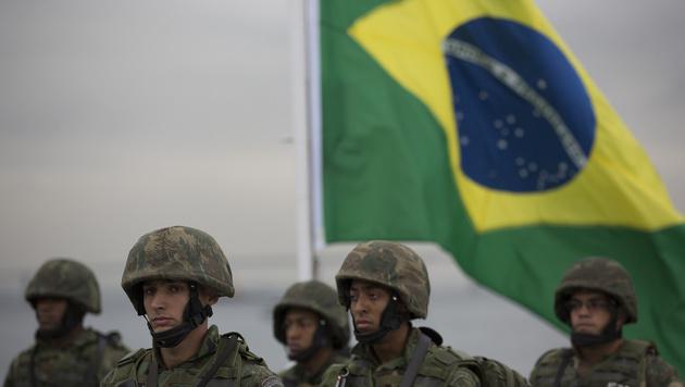 Terrorangst: Rio sorgt sich vor Eröffnungsfeier (Bild: ASSOCIATED PRESS)