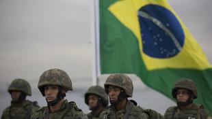 Terrorangst: Rio sorgt sich vor Er�ffnungsfeier (Bild: ASSOCIATED PRESS)
