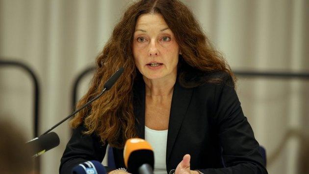 Ansbachs Bürgermeisterin Carda Seidel (Bild: EPA)