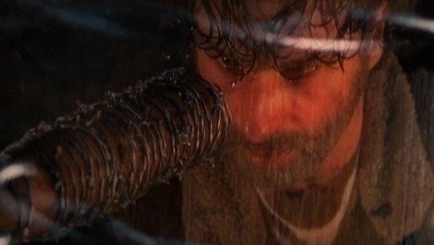 Muss etwa Serienheld Rick Grimes dran glauben? (Bild: YouTube.com)