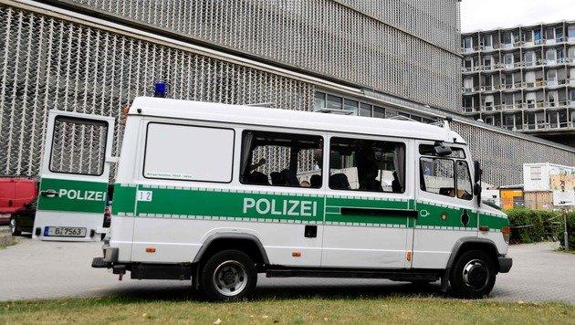 Berlin: Patient erschießt Arzt und begeht Suizid (Bild: APA/AFP/Tobias Schwarz)