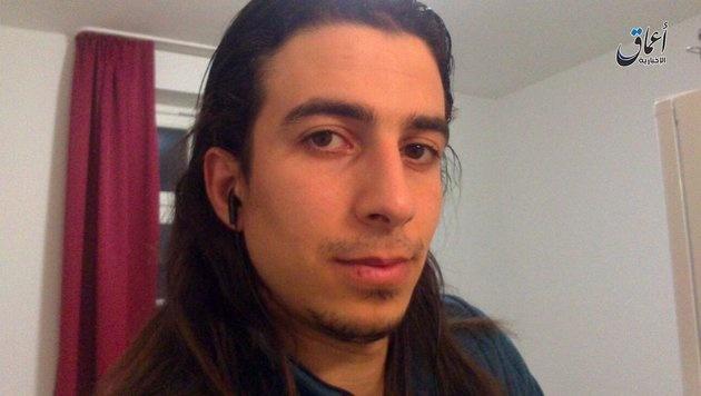 Mohammad Daleel, der Attentäter von Ansbach (Bild: APA/AFP/AMAQ NEWS AGENCY/HANDOUT)