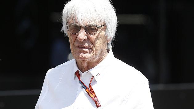 Ecclestone: Rosberg wäre schlechter Weltmeister (Bild: APA/ERWIN SCHERIAU)