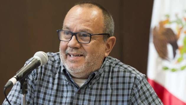 Projektleiter Arnoldo Gonzalez Cruz (Bild: INAH)