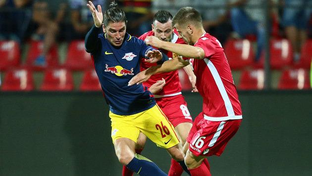 Salzburg greift gegen Tirana nach Herbst in Europa (Bild: GEPA)
