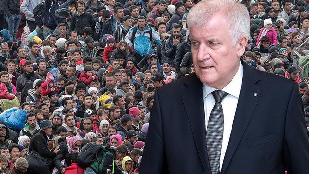 Horst Seehofer (Bild: APA/dpa/Sven Hoppe, EXPA/ Pixsell/ Sasa Despot/Zurnal24l)
