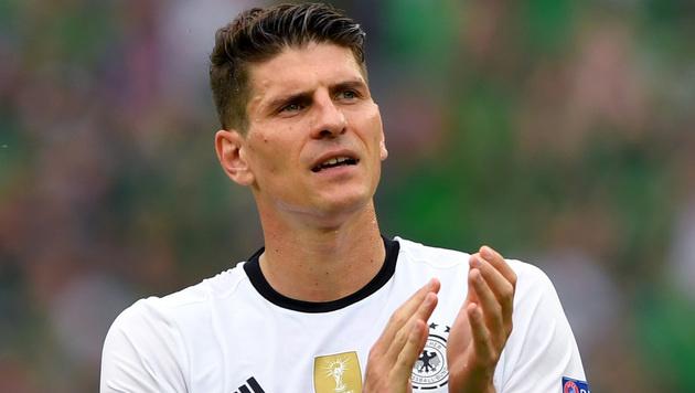 Fix! Mario Gomez wechselt zum VfL Wolfsburg (Bild: GEPA pictures/ Florian Ertl)