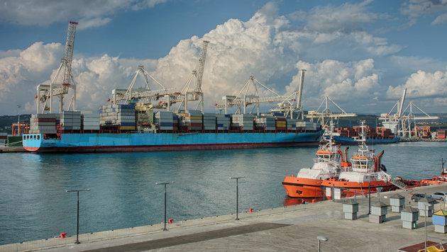 Der Hafen von Koper (Bild: thinkstockphotos.de (Symbolbild))