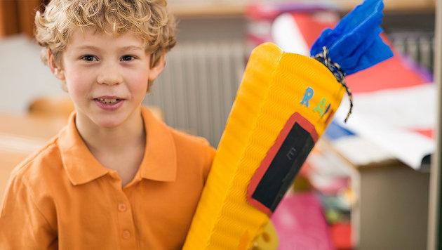 So bereiten Sie Ihr Kind auf den Schulstart vor (Bild: thinkstockphotos.de)