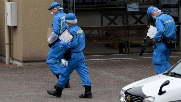 Blutiger Amoklauf in Japan: Mindestens 19 Tote (Bild: AFP)