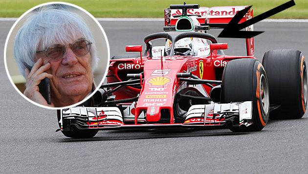 """Formel 1: Doch kein Cockpitschutz """"Halo"""" für 2017 (Bild: GEPA)"""