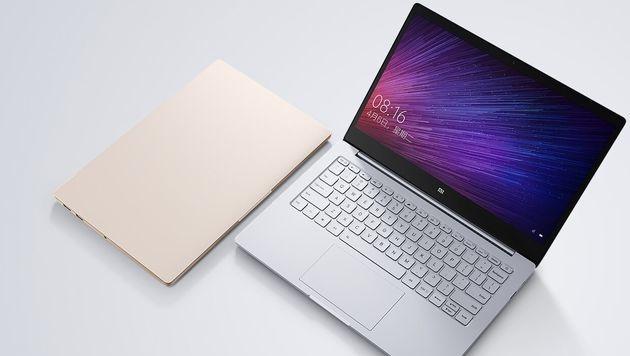 Xiaomi bringt Notebooks zum Kampfpreis (Bild: Xiaomi)
