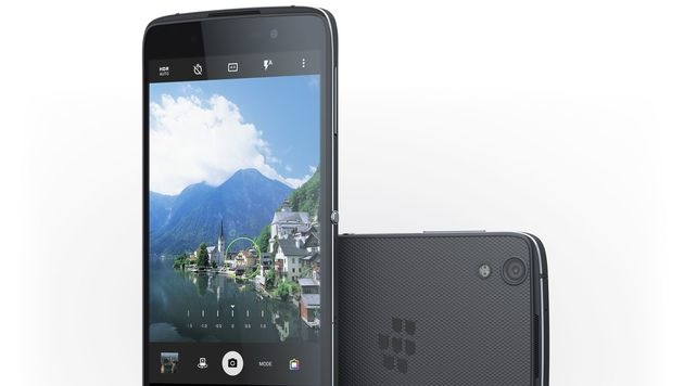 "Blackberry stellt ""sicherstes Android-Handy"" vor (Bild: Blackberry)"