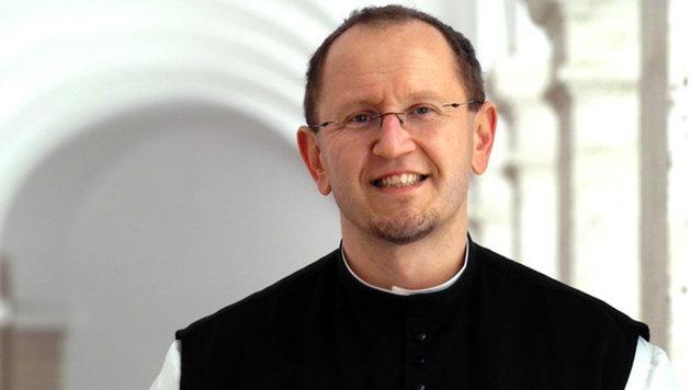 """Pater Karl Wallner: """"Der Staat hat die Pflicht, jede Religion zu schützen!"""" (Bild: Wallner u. Maasburg)"""