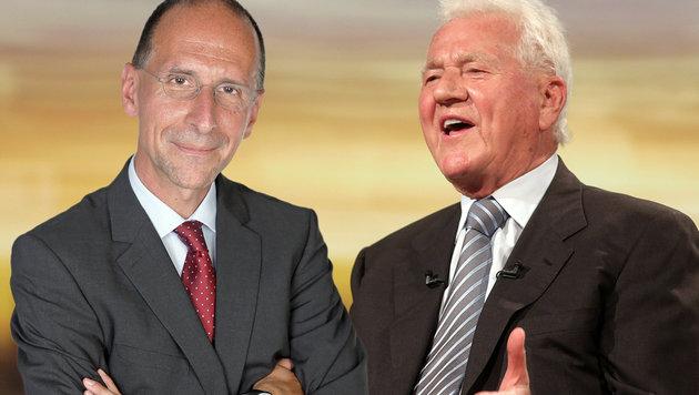 """Aufregung um Filzmaiers """"Plemplem""""-Sager (Bild: ORF, Martin A. Jöchl)"""